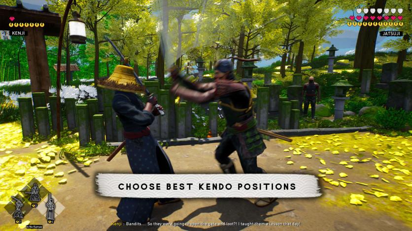 Screenshot 4 - RONIN: Two Souls