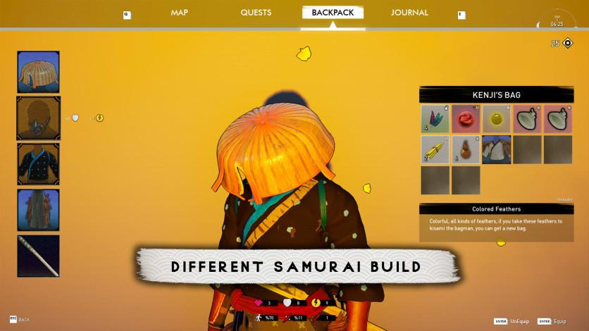 Screenshot 5 - RONIN: Two Souls