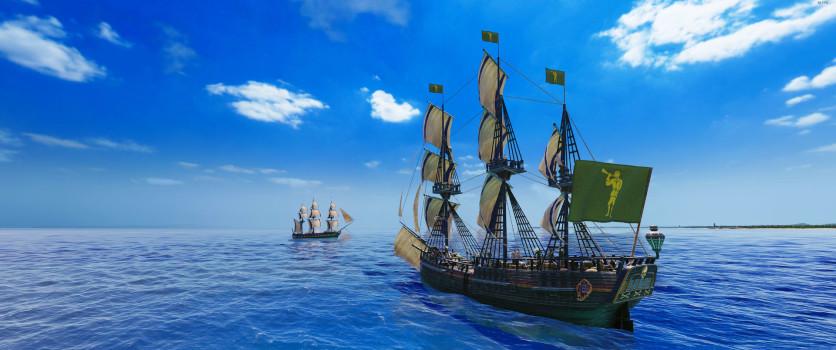 Screenshot 8 - Port Royale 4 - Buccaneers