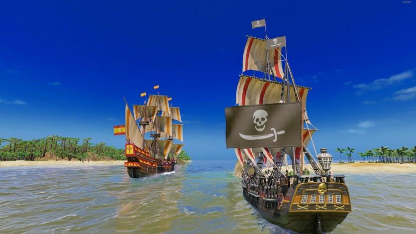 Screenshot 2 - Port Royale 4 - Buccaneers