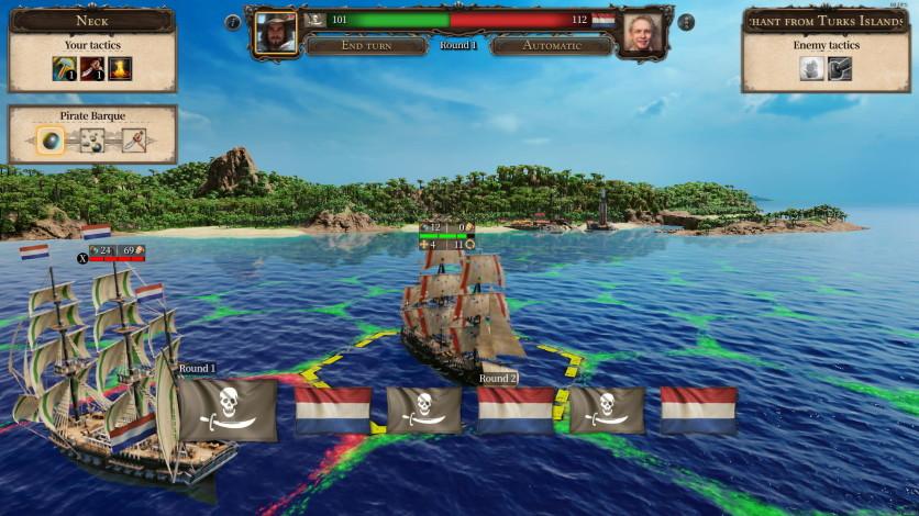 Screenshot 4 - Port Royale 4 - Buccaneers