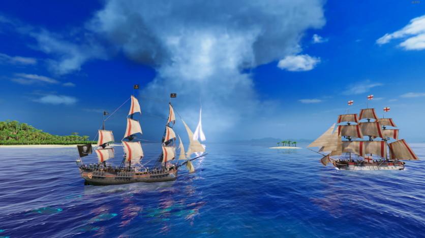 Screenshot 7 - Port Royale 4 - Buccaneers