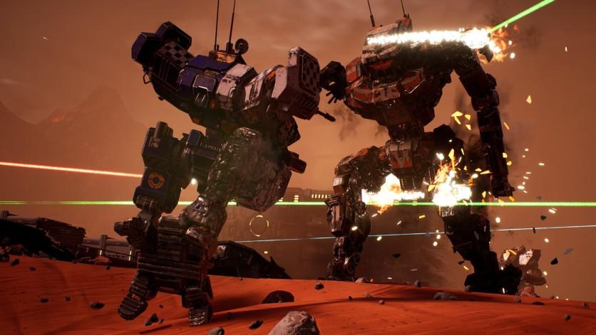 Screenshot 9 - MechWarrior 5: Mercenaries
