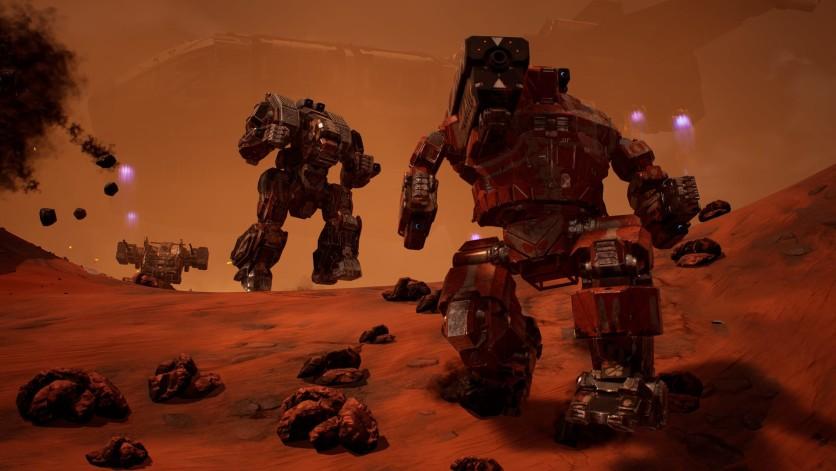 Screenshot 4 - MechWarrior 5: Mercenaries
