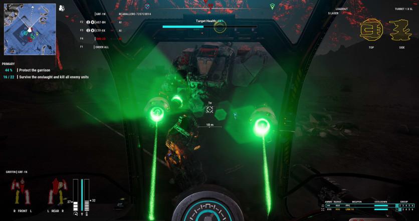 Screenshot 12 - MechWarrior 5: Mercenaries