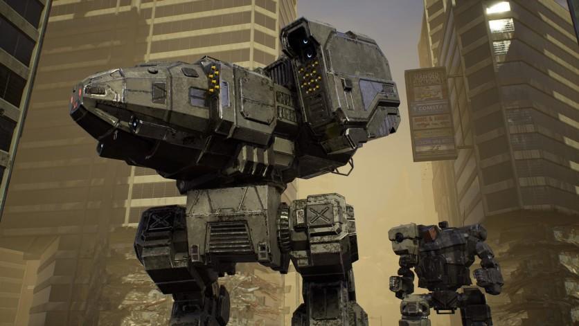 Screenshot 10 - MechWarrior 5: Mercenaries