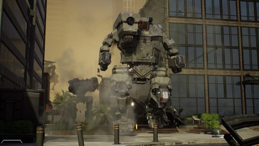 Screenshot 5 - MechWarrior 5: Mercenaries