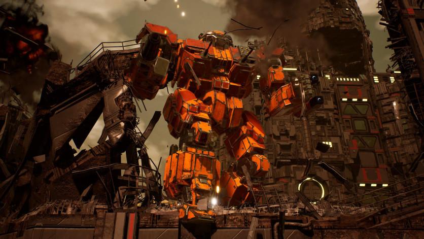 Screenshot 3 - MechWarrior 5: Mercenaries