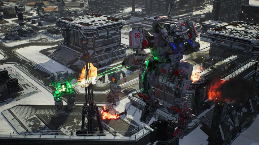 Screenshot 13 - MechWarrior 5: Mercenaries