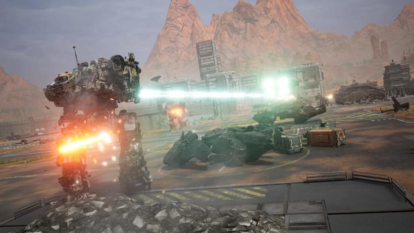 Screenshot 7 - MechWarrior 5: Mercenaries - Heroes of the Inner Sphere