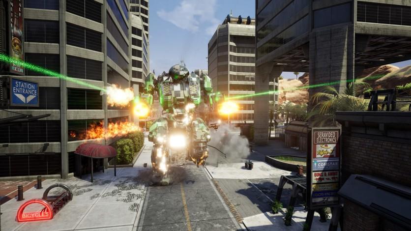 Screenshot 2 - MechWarrior 5: Mercenaries - Heroes of the Inner Sphere