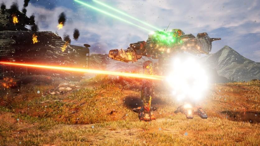 Screenshot 5 - MechWarrior 5: Mercenaries - Heroes of the Inner Sphere