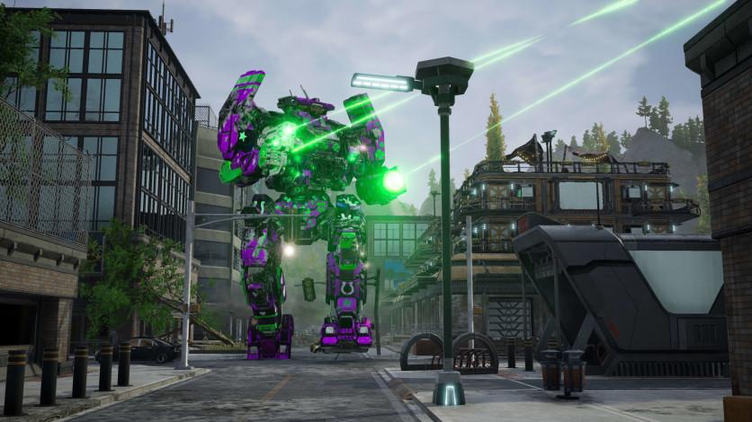 Screenshot 6 - MechWarrior 5: Mercenaries - Heroes of the Inner Sphere