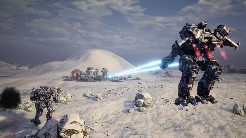 Screenshot 4 - MechWarrior 5: Mercenaries - Heroes of the Inner Sphere