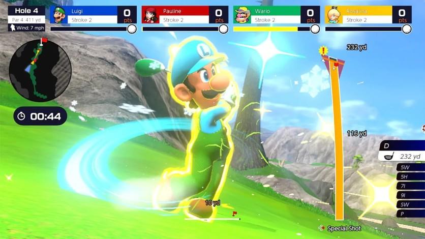 Screenshot 3 - Mario Golf™: Super Rush