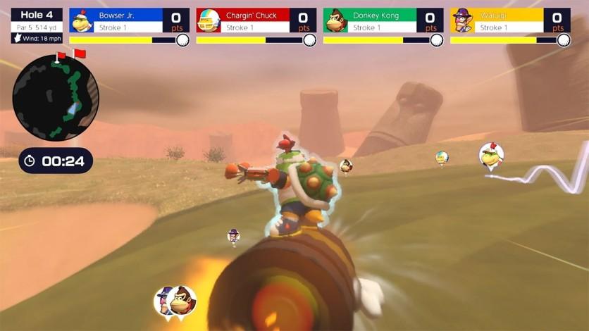 Screenshot 5 - Mario Golf™: Super Rush