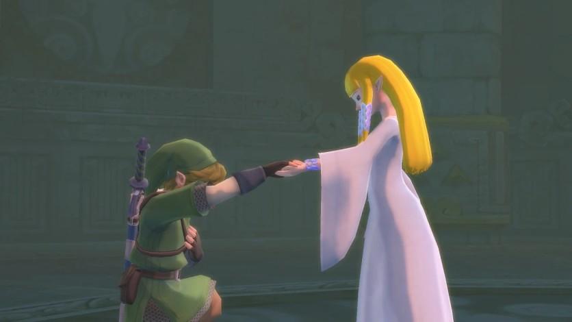 Screenshot 4 - The Legend of Zelda™: Skyward Sword HD