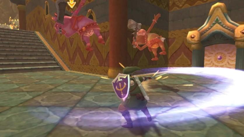 Screenshot 6 - The Legend of Zelda™: Skyward Sword HD