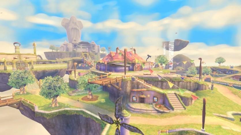 Screenshot 3 - The Legend of Zelda™: Skyward Sword HD
