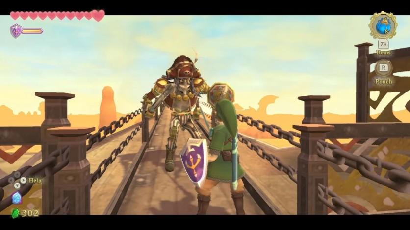 Screenshot 7 - The Legend of Zelda™: Skyward Sword HD