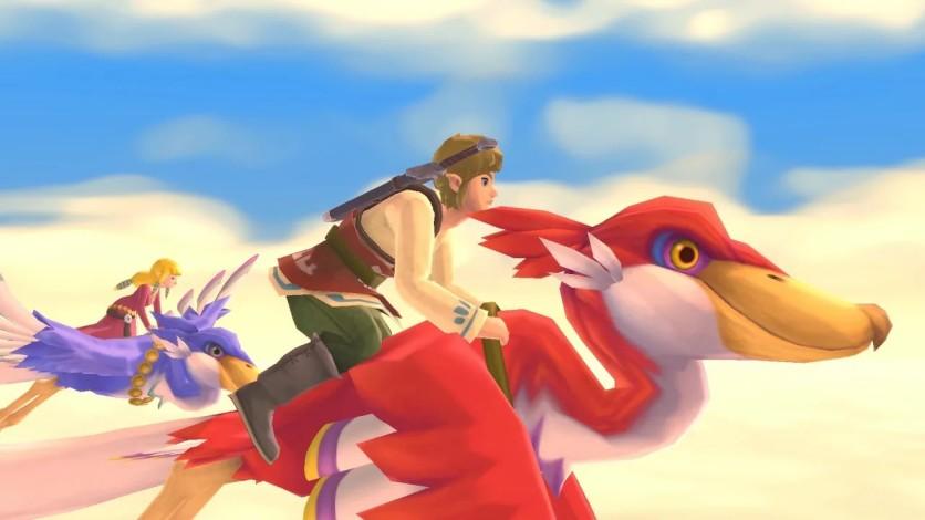 Screenshot 2 - The Legend of Zelda™: Skyward Sword HD
