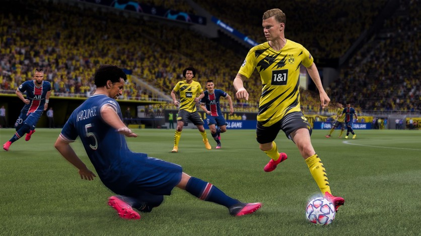 Screenshot 7 - FIFA 21