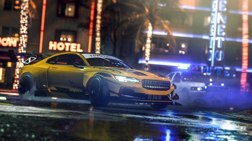 Screenshot 2 - Need for Speed™ Heat - Deluxe Edition