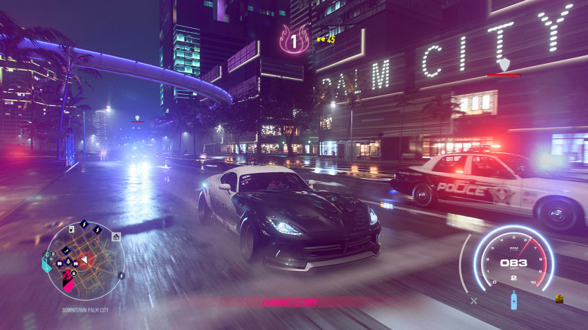 Screenshot 4 - Need for Speed™ Heat - Deluxe Edition