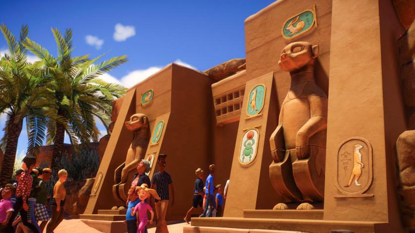 Screenshot 3 - Planet Zoo: Africa Pack