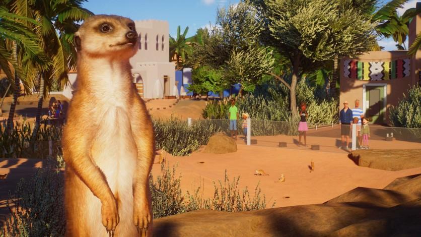 Screenshot 2 - Planet Zoo: Africa Pack