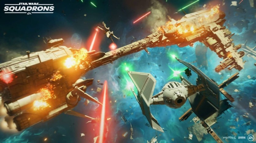 Screenshot 5 - STAR WARS: Squadrons