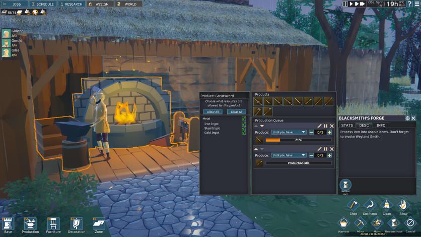 Screenshot 5 - Going Medieval
