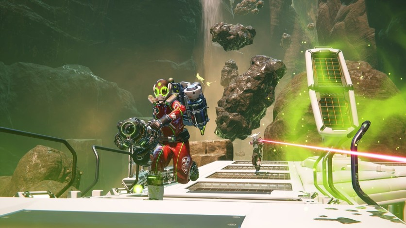 Screenshot 3 - Lemnis Gate
