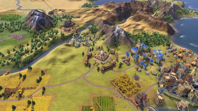 Screenshot 2 - Sid Meier's Civilization VI Anthology