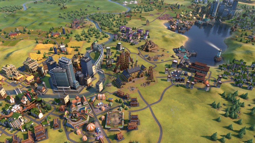 Screenshot 6 - Sid Meier's Civilization VI Anthology