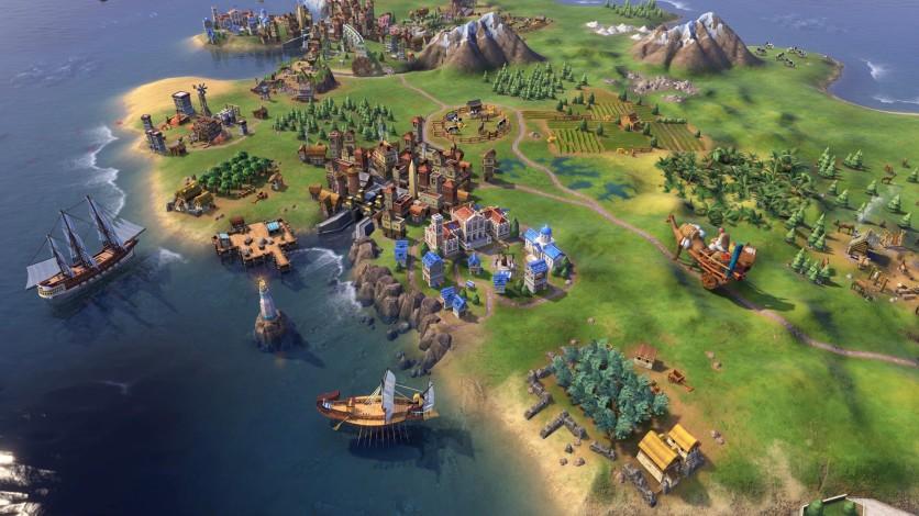 Screenshot 11 - Sid Meier's Civilization VI Anthology
