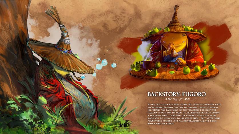 Screenshot 3 - Roguebook - The Art of Roguebook
