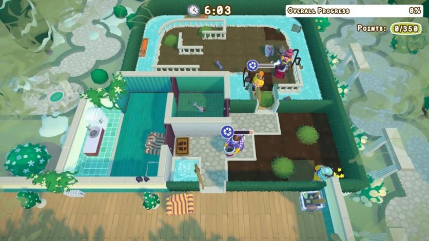 Screenshot 4 - Tools Up! Garden Party - Season Pass