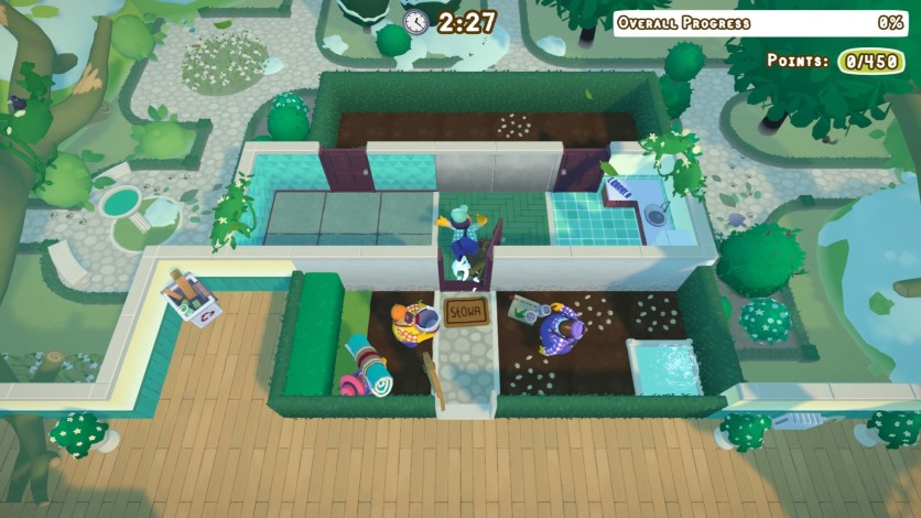 Screenshot 2 - Tools Up! Garden Party - Season Pass