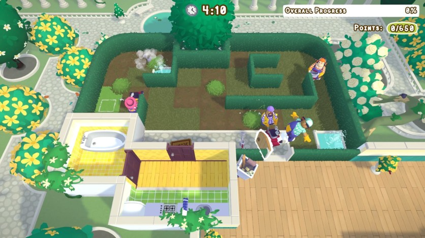 Screenshot 3 - Tools Up! Garden Party - Season Pass