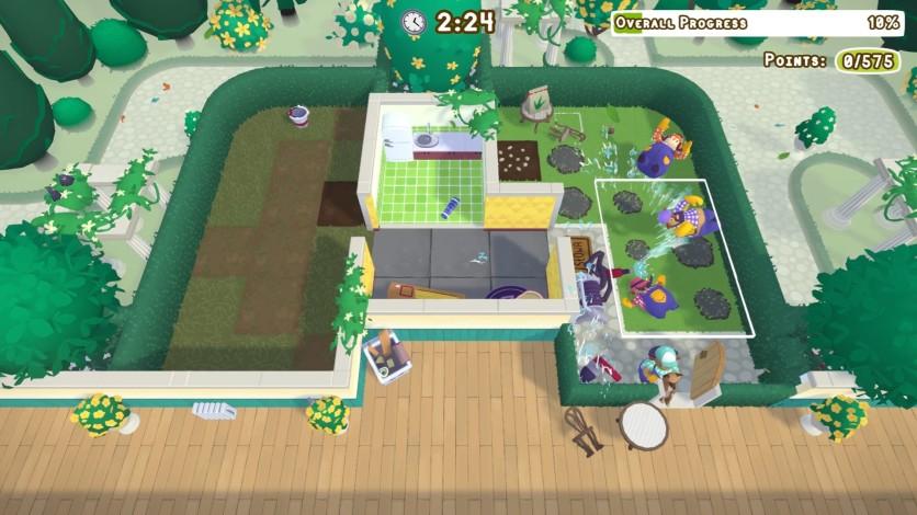 Screenshot 6 - Tools Up! Garden Party - Season Pass