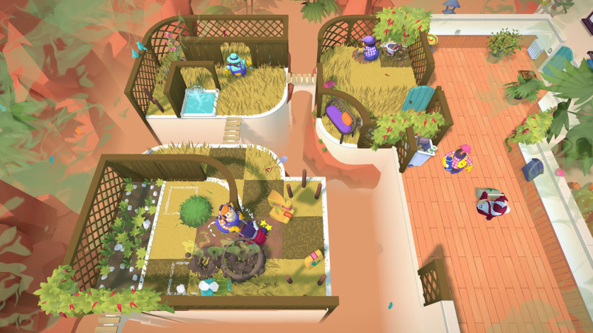 Screenshot 3 - Tools Up! Garden Party - Episode 2: Tunnel Vision
