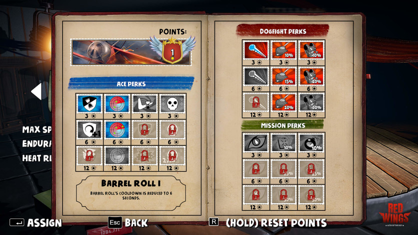 Screenshot 8 - Red Wings: Aces of the Sky