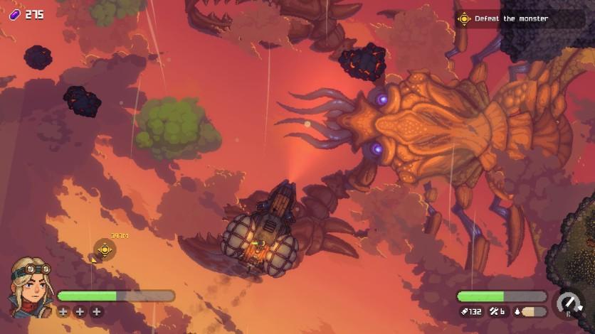 Screenshot 4 - Black Skylands