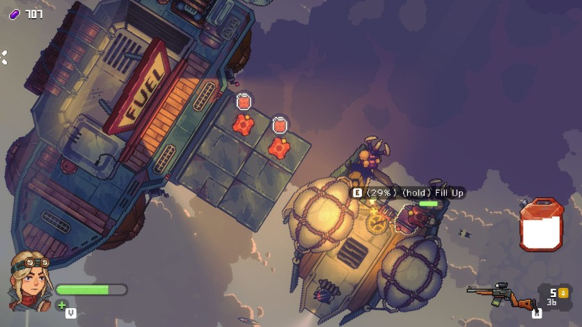 Screenshot 6 - Black Skylands