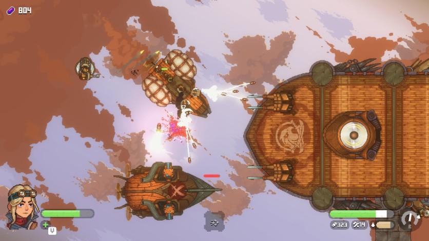 Screenshot 2 - Black Skylands