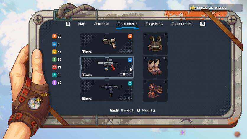 Screenshot 14 - Black Skylands