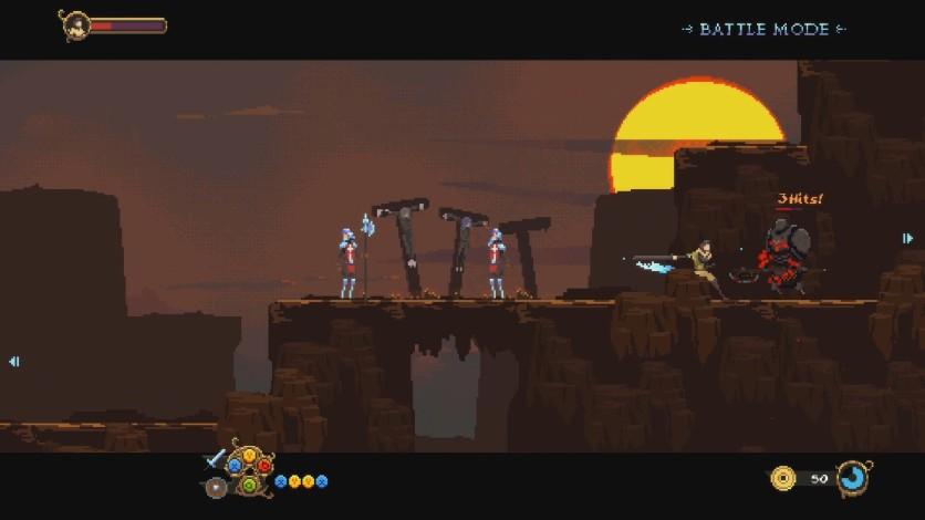 Screenshot 3 - Guild of Darksteel