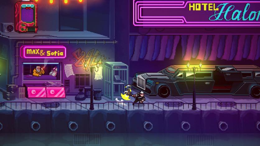 Screenshot 5 - Blade Assault