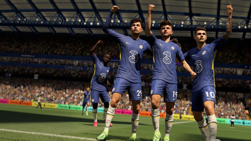 Screenshot 3 - FIFA 22 - Ultimate Edition